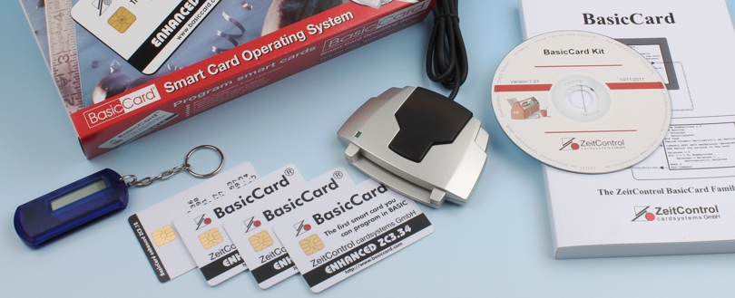 BasicCard® development kits